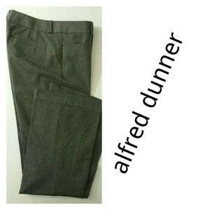 Grey Stretch Band Slacks